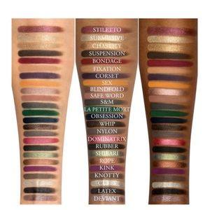 Kat Von D Makeup - Kat Von D Fetish Eyeshadow Palette - Brand New